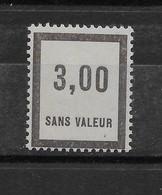 Fictif N° 53 ** TTBE - Cote Y&T 2020 De 32 € - Finti