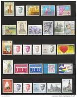 Jaar 1984 Compleet ** Postfris 44 Waarden (zonder Blokken En Boekjes) - Belgien
