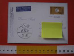 PC.4 ITALIA CARTOLINA POSTALE - 1999 PROVA CARD POSTA PRIORITARIA £ 1200 REPIQUAGE Timbro PIEMONTE ASS. FILATELICHE UAF - 6. 1946-.. Repubblica