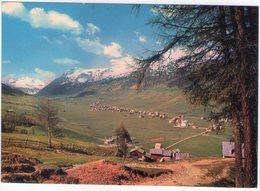 Livigno (So). Panorama. NV. - Sondrio