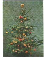 3D Stereo Card - Weihnachten - Christmas Tree - Xmas - Noel - Weihnachtsbaum - Stereoskopie