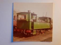 Locomotive 030 Double-cabine Isère à Tournon (07) - Trains