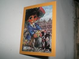 Calendrier De Poche, Illustrateur Poulbot 2020 ( Petit, Mini, Publicitaire) - Kalenders