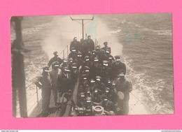 Regia Marina Sommergibile Italiano U-boat Submarine Sous-marin - Barche