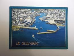 Vue Generale Sur Le Port De Peche - Guilvinec