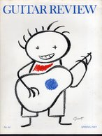 Revue De Guitare - Guitar Review N° 61 - Teaching Children Guitar - Magazines & Newspapers