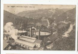 25 Doubs Besançon Vallée A Casemène L'usine A Gaz 1912 - Besancon
