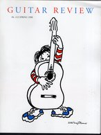 Revue De Guitare - Guitar Review N° 112 - Leo Brouwer - Magazines & Newspapers