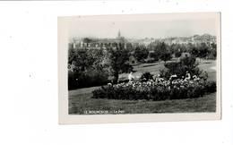 12- Mouscron -Le Parc.( Carte Photo). - Mouscron - Moeskroen
