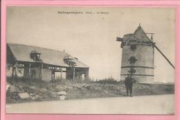 60 - Oise - Quinquempoix - Le Moulin - France