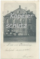 Bettemburg / Bettembourg - Café Wirol (très Rare - Ca. 1900) - Bettembourg