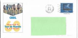 Pap 2006 Creil, 60 Ans Du Tour De Picardie, Cyclisme - Postal Stamped Stationery