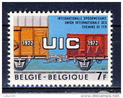 COB  1626  **  (B4937) - Belgien