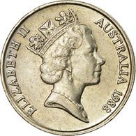 Monnaie, Australie, Elizabeth II, 5 Cents, 1988, Melbourne, TTB, Copper-nickel - Victoria