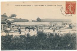 DORDIVES - Carrière De Blanc De Nérouville, Les Séchoirs - Dordives