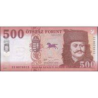 TWN - HUNGARY 202a - 500 Forint 2018 (2019) Prefix EE UNC - Ungheria