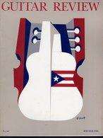Revue De Guitare - Guitar Review N° 64 - David Starobin - Magazines & Newspapers