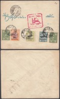 Iran 1929 - Lettre Par Avion De Teheran................................................ (DD) DC6217 - Iran