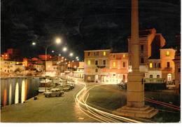 LA MADDALENA - IL PORTO - NOTTURNO (SS) - Sassari