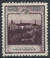 Liechtenstein 1930. Mi.Nr. 104 A  Perf. 10 1/2, MH - Unused Stamps