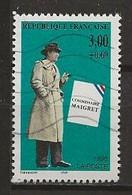 FRANCE:, Obl., N° YT 3029, TB - Oblitérés