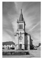 VILLERS-SOUS-CHALAMONT - L'église Notre-Dame De L'Assomption - Otros Municipios
