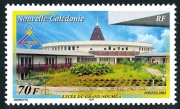 NOUV.-CALEDONIE 2003 - Yv. 893 **   Faciale= 0,59 EUR - Lycée Du Grand Nouméa  ..Réf.NCE25541 - New Caledonia