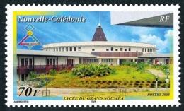 NOUV.-CALEDONIE 2003 - Yv. 893 **   Faciale= 0,59 EUR - Lycée Du Grand Nouméa  ..Réf.NCE25541 - Nueva Caledonia