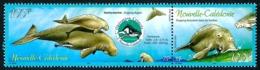 NOUV.-CALEDONIE 2003 - Yv. 898 Et 899 ** Faciale= 1,68 EUR - Vache Marine Dugong Dugon (2 Val. Se Tenant) ..Réf.NCE25544 - New Caledonia