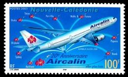 NOUV.-CALEDONIE 2003 - Yv. 902 **   Faciale= 0,84 EUR - Avion AIRCALIN  ..Réf.NCE25547 - New Caledonia