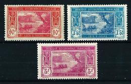 Costa De Marfil (Francesa) Nº 81/3* Cat.37€ - Ivory Coast (1892-1944)