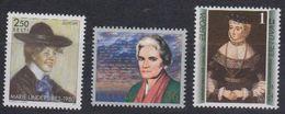 Europa Cept 1996 Estonia, Lativa, Lithuania 3v ** Mnh (45911A) - 1996