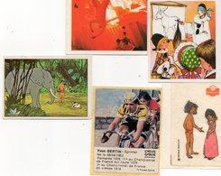 Lot Autocollants IMAGES DIVERSES - Stickers