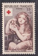 FRANCE   Y&T  N  1007  NEUF ** Coté 16.00 Euros - Frankreich