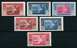 Costa De Marfil (Francesa) Nº 104/8* Cat.39€ - Ivory Coast (1892-1944)