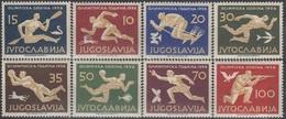 YUGOSLAVIA 804-811,unused - 1945-1992 Repubblica Socialista Federale Di Jugoslavia