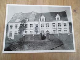 Dendermonde Begijnhof Fotokaart 12 Op 18 Cm - Lieux