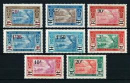 Costa De Marfil (Francesa) Nº 73/80* Cat.60€ - Costa D'Avorio (1892-1944)
