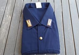 Camicia Blu Estiva P.S. Del 2002 Tg. 44 Nuova Imbustata - Polizia