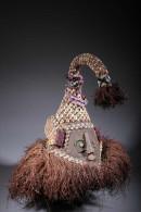 Art Africain Masque Kuba - African Art