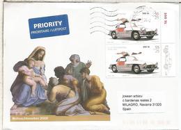 ALEMANIA CC SELLOS MERCEDES 300 SL AUTOMOVIL CAR - Automobili