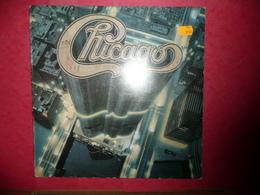 LP33 N°1236 - CHICAGO - COMPILATION 10 TITRES - JAZZ ROCK FUNK SOUL POP DISCO - JOLIE POCHETTE - Rock