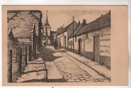 +3617, Feldpostkarte, Frankreich - Oorlog 1914-18