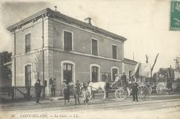 Saint Hilaire  La Gare - Saint-Hilaire-du-Touvet