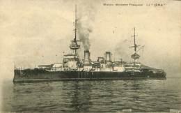 CP - Thèmes - Bateaux - Marine Militaire Française Iéna - Guerre
