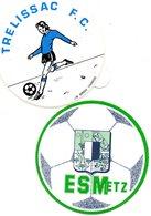 Lot Autocollants SPORT FOOTBALL - Aufkleber