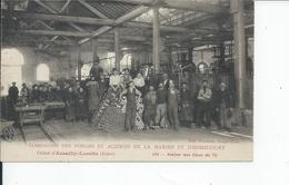 ASSAILLY  LOZETTE  Compagnie Des Fours Et Aciers - France