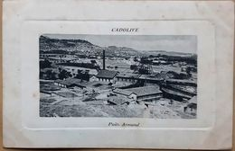 13 CADOVILE PUITS  ARMAND CHARBON MINE - Frankreich