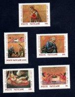 Francobolli Vaticano 1990 - 5 Valori Nuovi - Vaticano