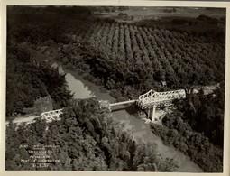 PHUOC HOA PONT 1932 INDOCHINE INDO CHINE INDO CHINA INDOCHINA 23*17CM Fonds Victor FORBIN 1864-1947 - Photos